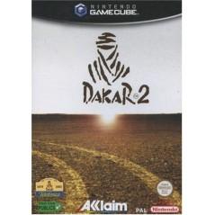 DAKAR 2 GAMECUBE PAL-EURO OCCASION