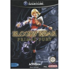 BLOODY ROAR PRIMAL FURY GAMECUBE PAL-FRA OCCASION