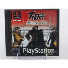 BUSHIDO BLADE PS1 PAL-FR OCCASION