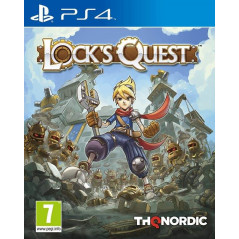 LOCK S QUEST PS4 FR NEW