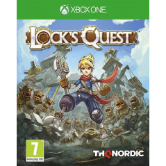 LOCK S QUEST XBOX ONE FR NEW