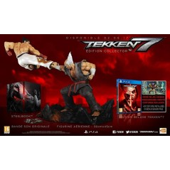 TEKKEN 7 COLLECTOR S EDITION PS4 EURO NEW