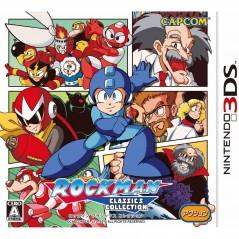 ROCKMAN CLASSICS COLLECTION 3DS JAP