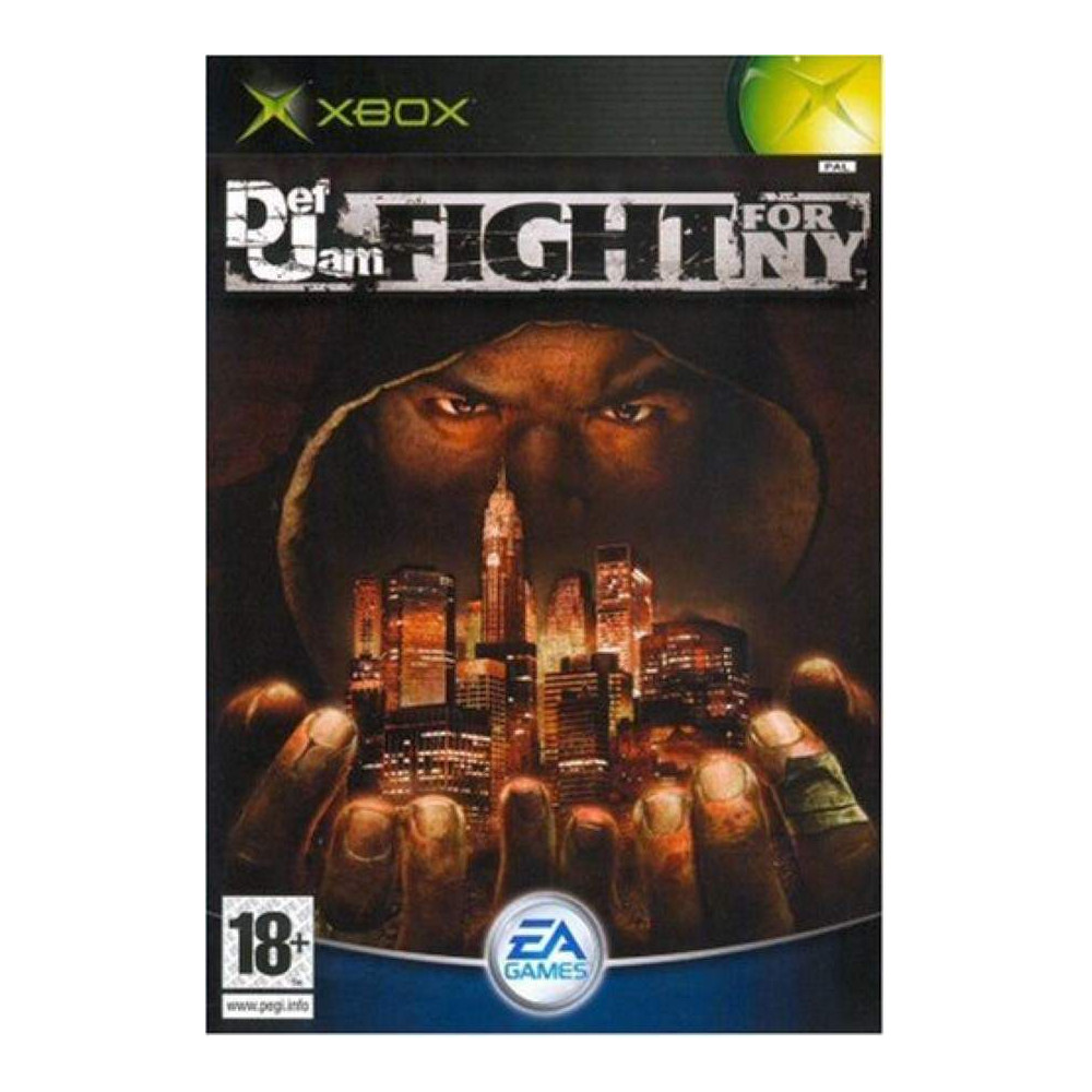 DEF JAM FIGHT FOR NY XBOX PAL-FR OCCASION