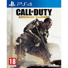 CALL OF DUTY ADVANCED WARFARE PS4 UK