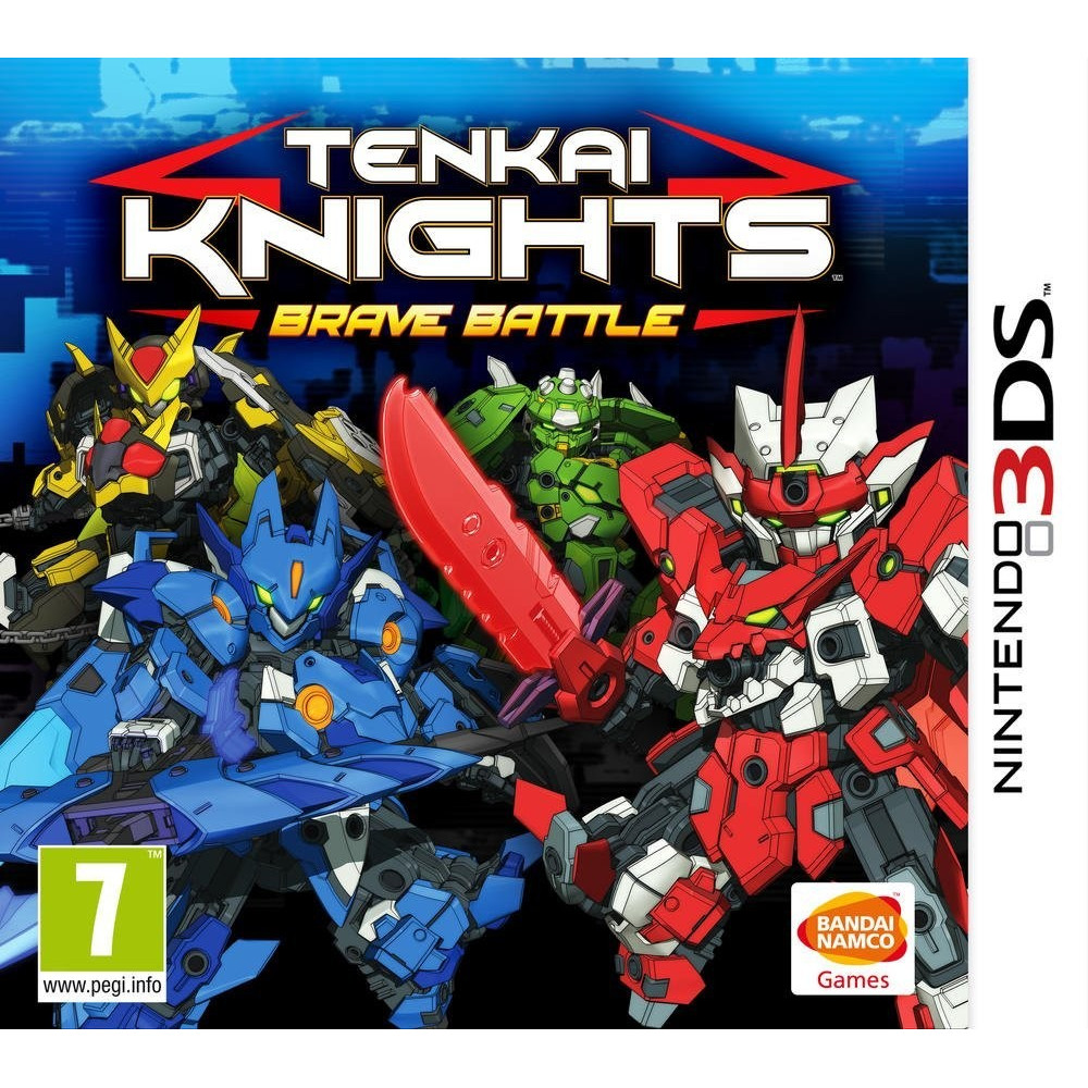 TENKAI KNIGHTS BUNDLE 3DS VF
