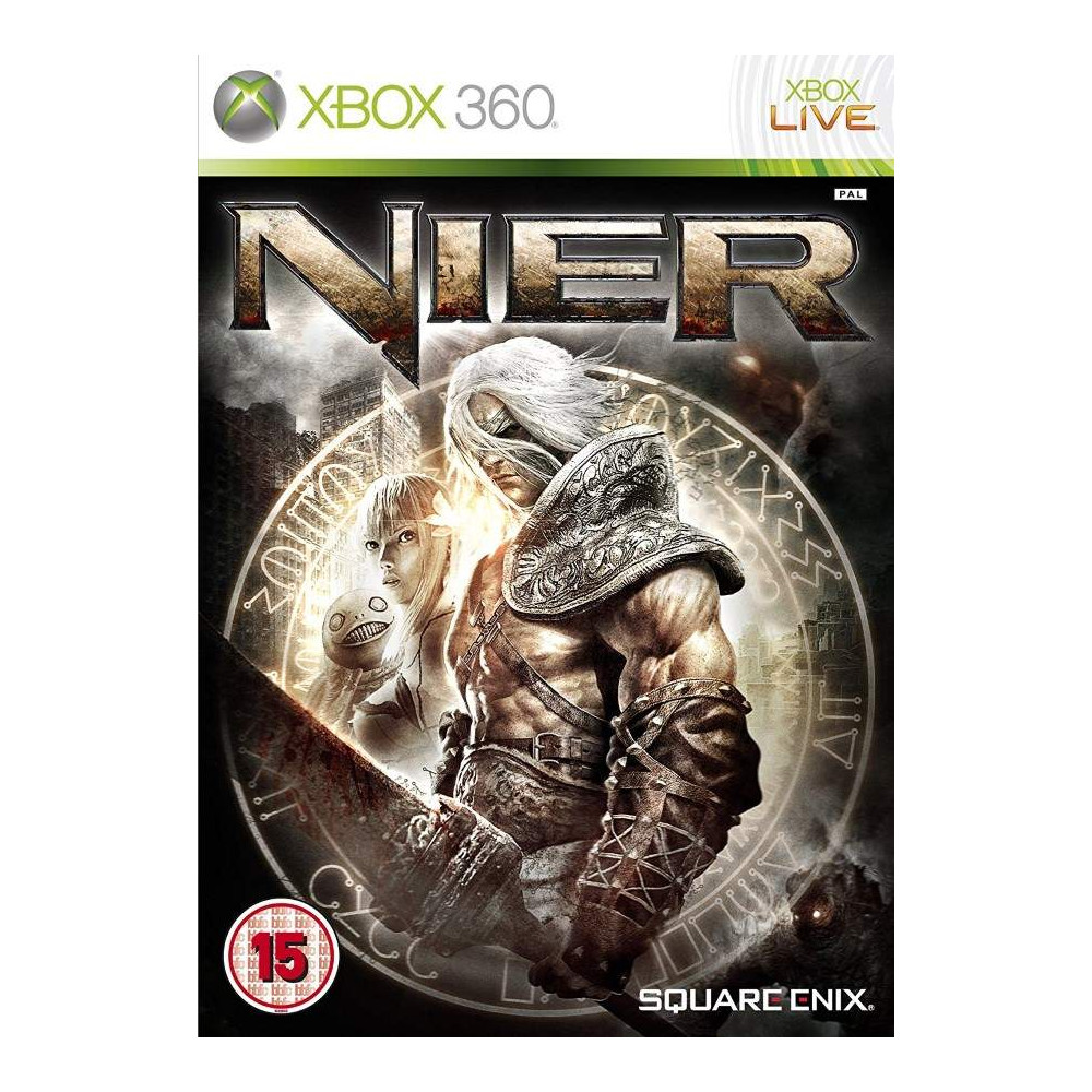 NIER XBOX 360 PAL-UK OCCASION