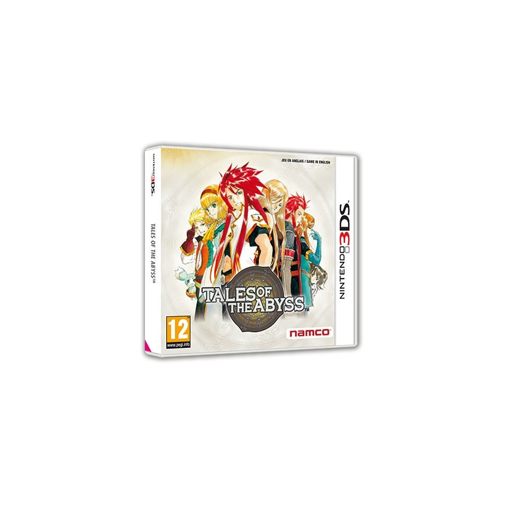 TALES OF THE ABYSS 3DS PAL FR