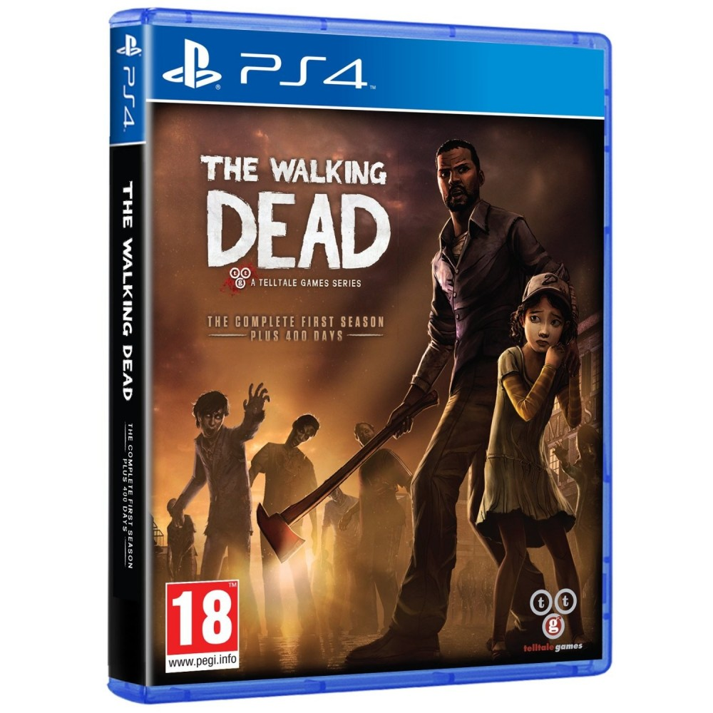 THE WALKING DEAD GOTY PS4 FR OCCASION