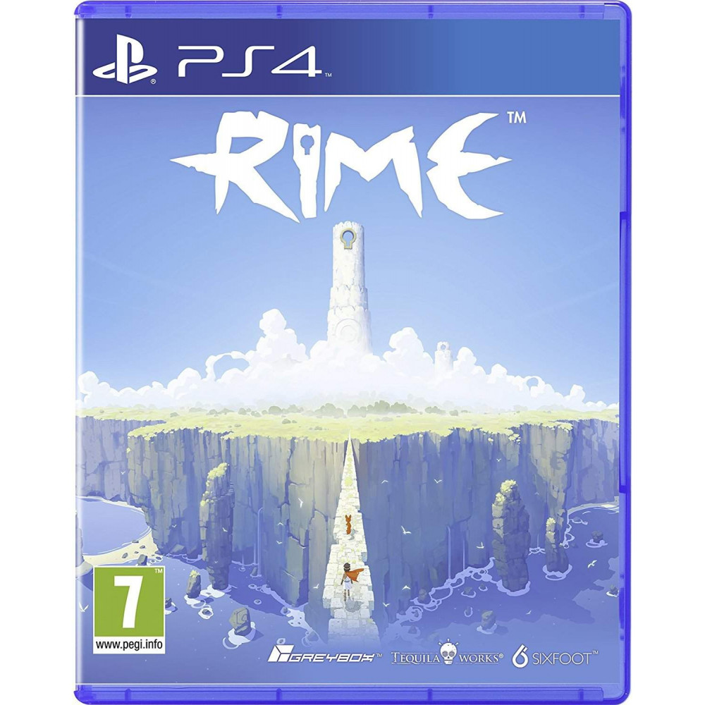 RIME PS4 UK OCCASION