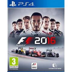 F1 2016 PS4 UK NEW