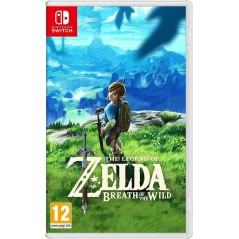 ZELDA BREATH OF THE WILD SWITCH UK OCCASION