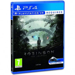 ROBINSON THE JOURNEY VR PS4 EURO FR OCCASION