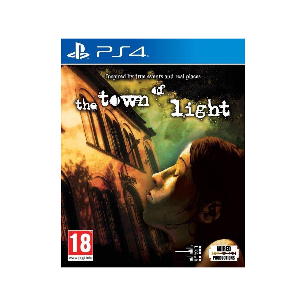 THE TOWN OF LIGHT PS4 UK NEW