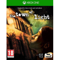 THE TOWN OF LIGHT XONE UK NEW