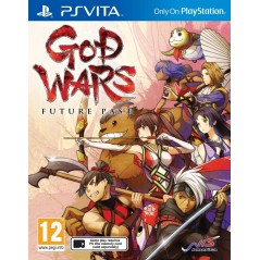 GOD WARS FUTURE PAST PSVITA UK NEW