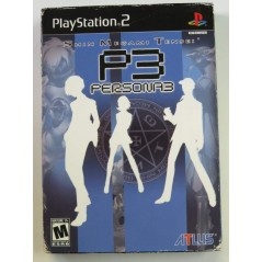 SHIN MEGAMI TENSEI PERSONA 3 COLLECTOR PS2 NTSC-USA OCCASION