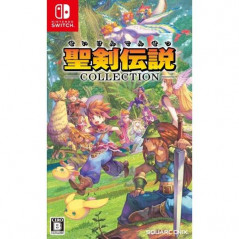 SEIKEN DENSETSU COLLECTION SWITCH JPN OCCASION