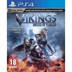 VIKINGS WOLVES OF MIDGARD PS4 EURO FR OCCASION