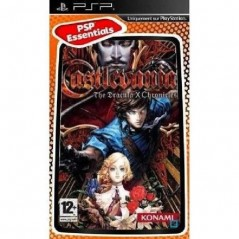 CASTLEVANIA THE DRACULA X CHRONICLES ESSENTIALS PSP FR NEW