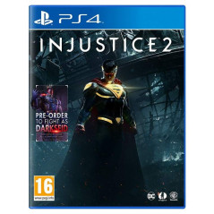 INJUSTICE 2 PS4 FR OCCASION