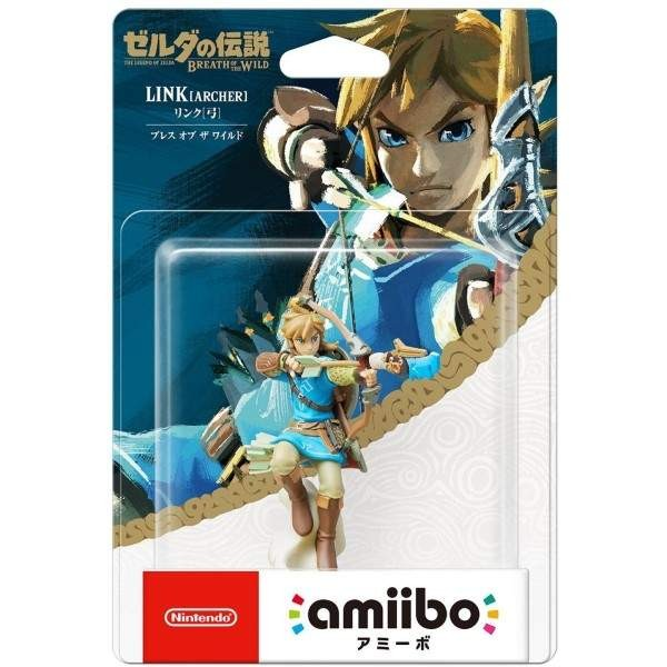 AMIIBO LINK ARCHER NTSC-JPN NEW