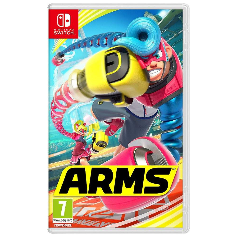 ARMS SWITCH FRANCAIS NEW