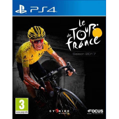 LE TOUR DE FRANCE SAISON 2017 PS4 FR NEW