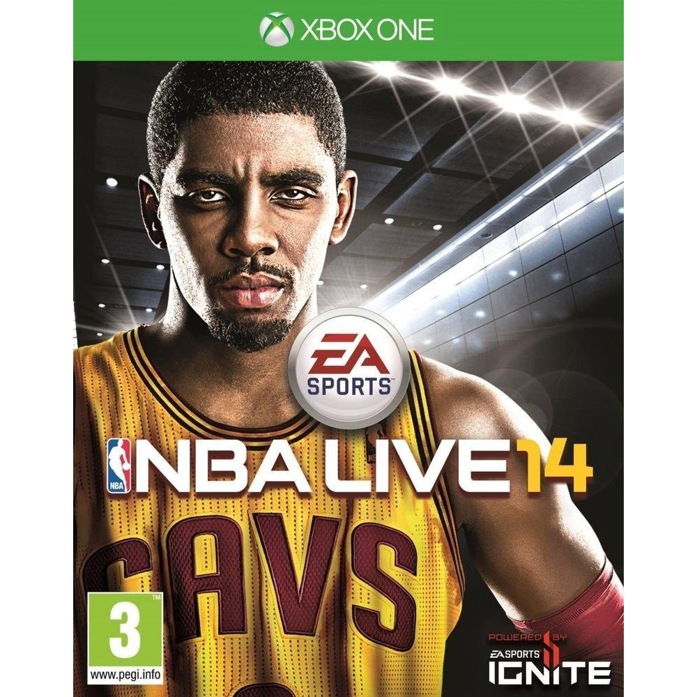 NBA LIVE 14 XONE VF