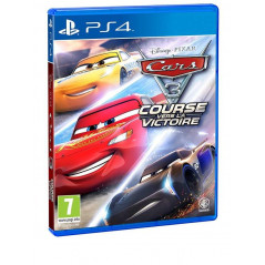 CARS 3 DRIVEN TO WIN PS4 UK NEW