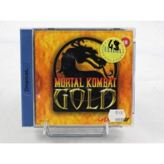 MORTAL KOMBAT GOLD DREAMCAST PAL-EURO OCCASION