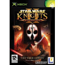 STAR WARS KNIGHTS OF THE OLD REPUBLIC II XBOX PAL-FR OCCASION