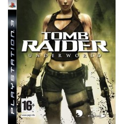 TOMB RAIDER: UNDERWORLD PS3 FR OCCASION