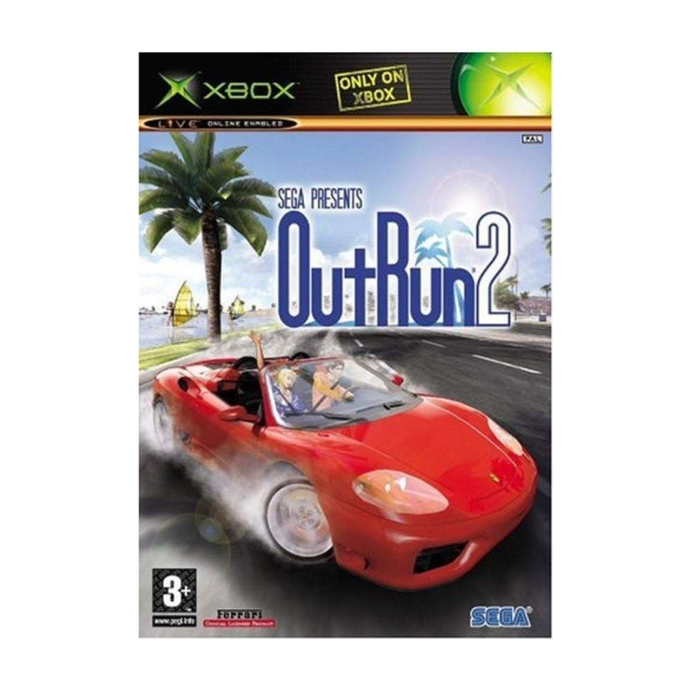 OUTRUN 2 XBOX PAL-FR OCCASION