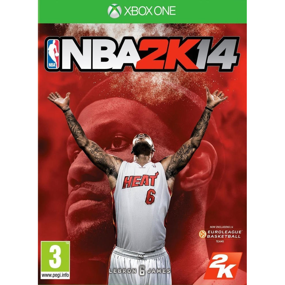 NBA 2K14 XONE VF OCC