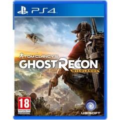 GHOST RECON WILDLANDS PS4 FR OCCASION