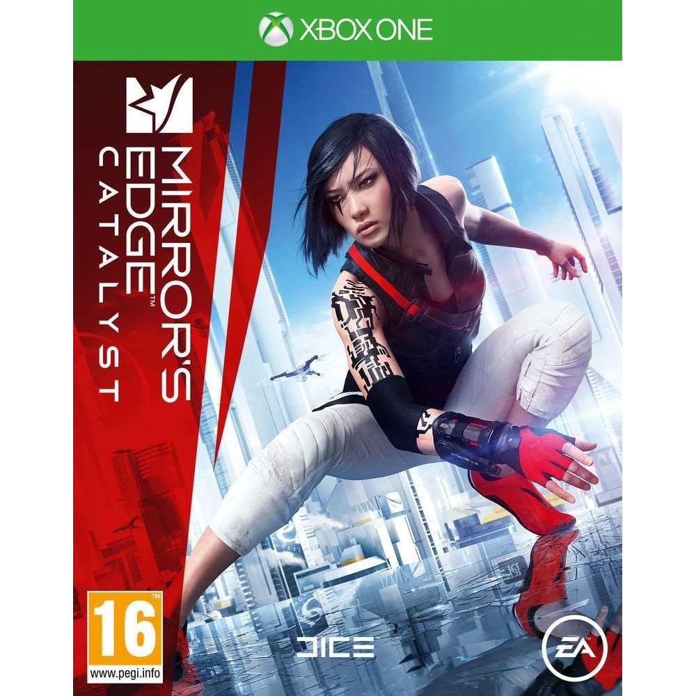MIRROR S EDGE CATALYST XONE FR OCCASION