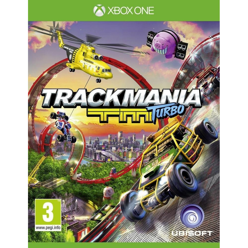 TRACKMANIA TURBO XONE VF