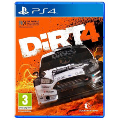 DIRT 4 PS4 FR OCCASION
