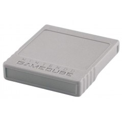 MEMORY CARD - CARTE MEMOIRE GAMECUBE 59 BLOCS LOOSE
