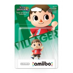 AMIIBO N 9 VILLAGEOIS NEW