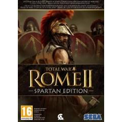 TOTAL WAR ROME 2 SPARTAN EDITION PC FR NEW