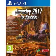 FORESTRY 2017 PS4 EURO NEW