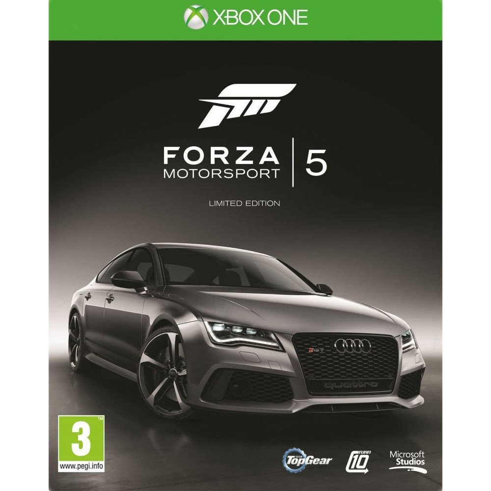 FORZA 5 EDITION LIMITEE XBOX ONE FR OCCASION