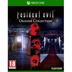 RESIDENT EVIL ORIGINS COLLECTION XONE VF OCC