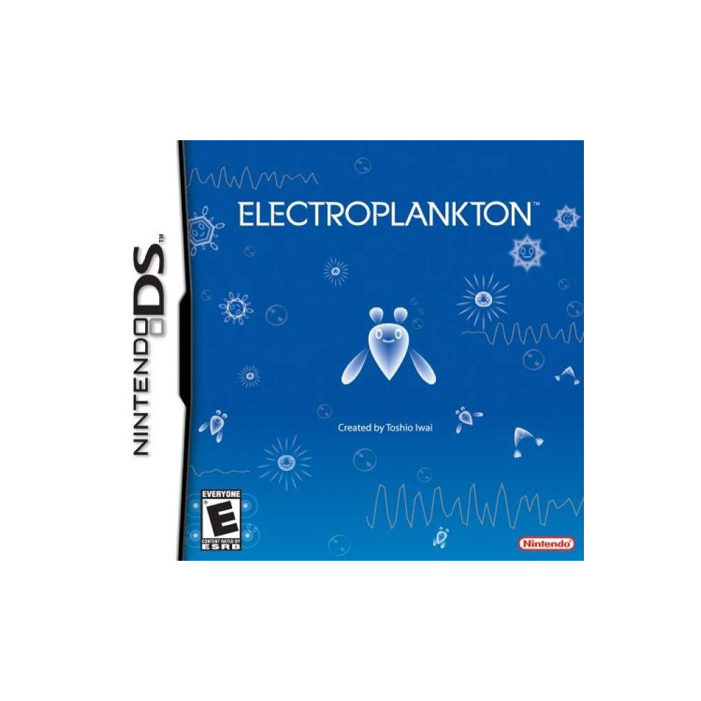 ELECTROPLANKTON NDS USA OCCASION