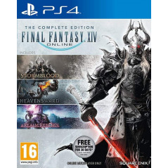 FINAL FANTASY XIV THE COMPLETE EDITION PS4 UK NEW