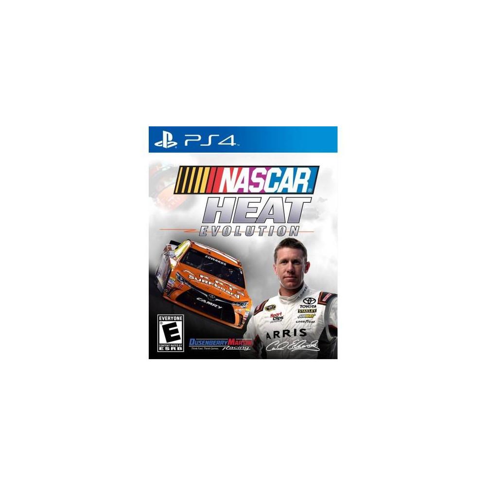 NASCAR HEAT EVOLUTION PS4 USA OCCASION