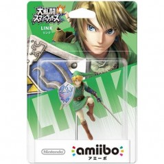 AMIIBO SUPER SMASH BROS LINK JPN NEW
