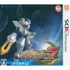 MEDAROT 7: KUWAGATA VERSION 3DS JAP OCC